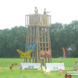 Luttenbergsfeest Tuin- en straatversiering