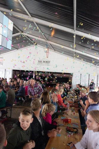 Luttenbergsfeest Brakke Bingo Brunch 2019
