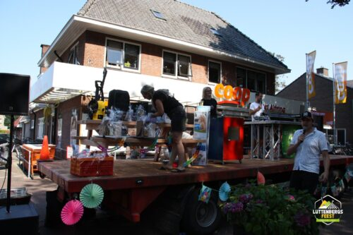 Luttenbergsfeest Alternatief Luttenbergsfeest 2021